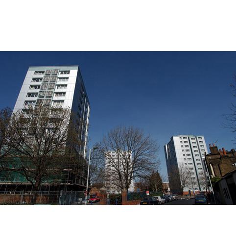 Proiect - New Cross Building Londra, Marea Britanie ETALBOND - Poza 100