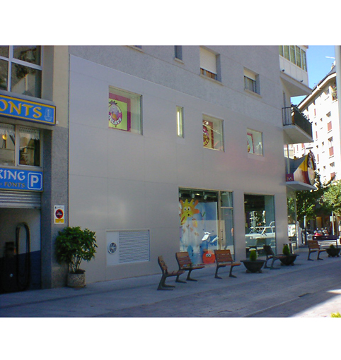 Proiect - Obra Els Mels Andorra, Spania ETALBOND - Poza 112