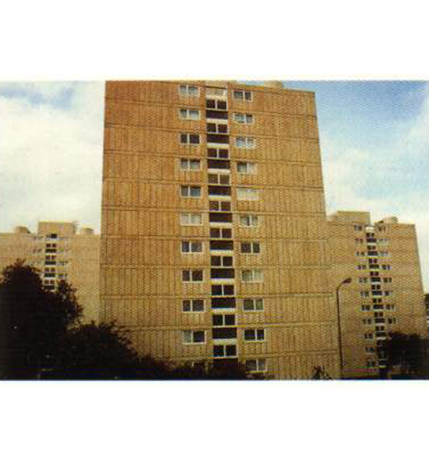 Proiect -  Turnul WandsWorth Londra, Marea Britanie ETALBOND - Poza 188