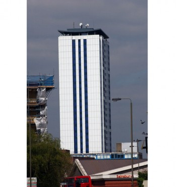 Lucrari, proiecte Proiect -  Turnul WandsWorth Londra, Marea Britanie ETALBOND - Poza 189