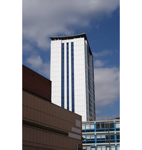 Proiect -  Turnul WandsWorth Londra, Marea Britanie ETALBOND - Poza 190