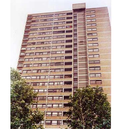 Proiect -  Turnul WandsWorth Londra, Marea Britanie ETALBOND - Poza 195
