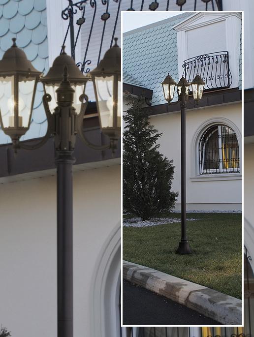 Corpuri de iluminat decorativ pentru exterior EGLO - Poza 6