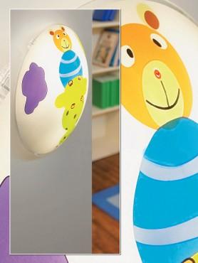 Plafoniere si aplice pentru camera copiilor EGLO - Poza 4