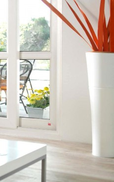 Prezentare produs Profile din PVC pentru usi glisante GEALAN - Poza 3