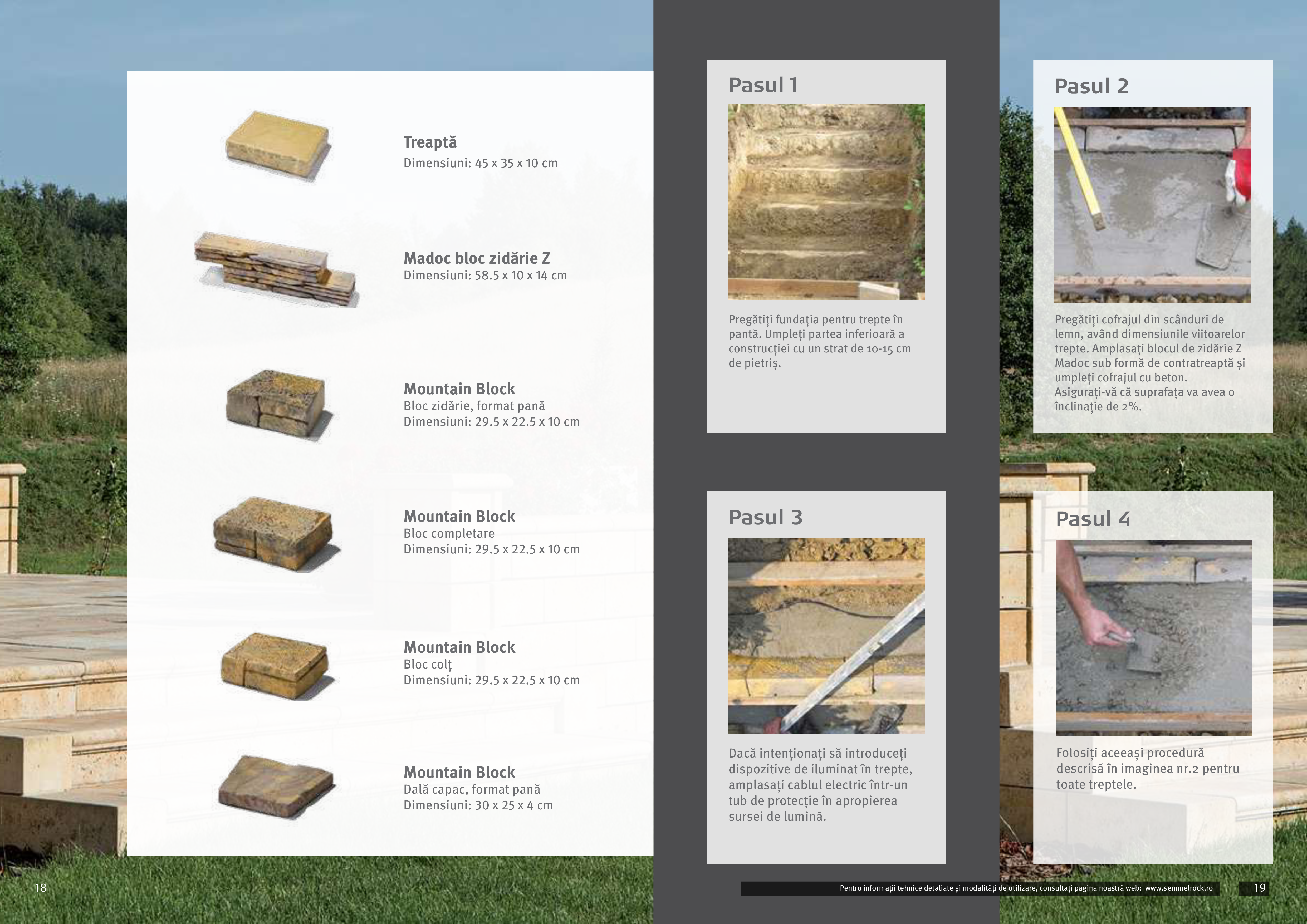 Pagina 10 - Broșura Sisteme Bradstone