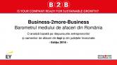 Barometrul Business-2more-Business Iasi