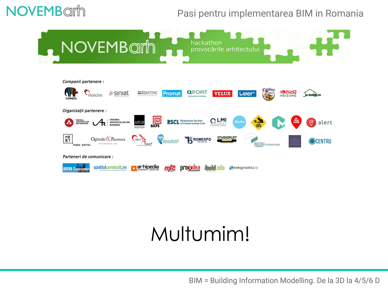 Pagina 10 - Pasi pentru implementarea BIM in Romania