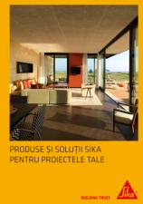 Catalog Produse și soluții Sika 2018
