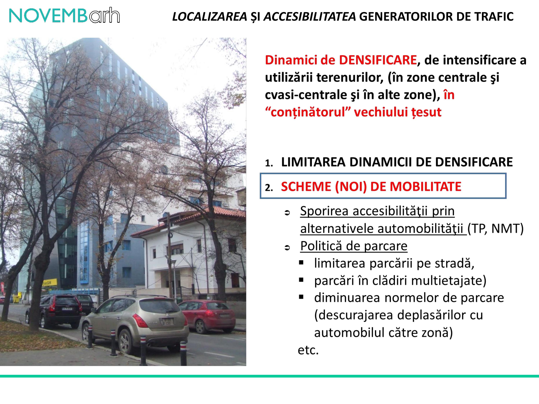 Pagina 8 - Localizarea si accesibilitatea generatorilor de trafic