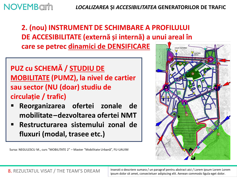 Pagina 9 - Localizarea si accesibilitatea generatorilor de trafic