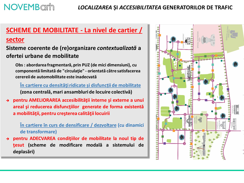 Pagina 10 - Localizarea si accesibilitatea generatorilor de trafic