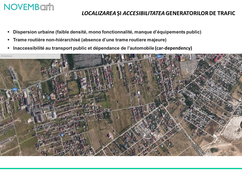 Pagina 13 - Localizarea si accesibilitatea generatorilor de trafic