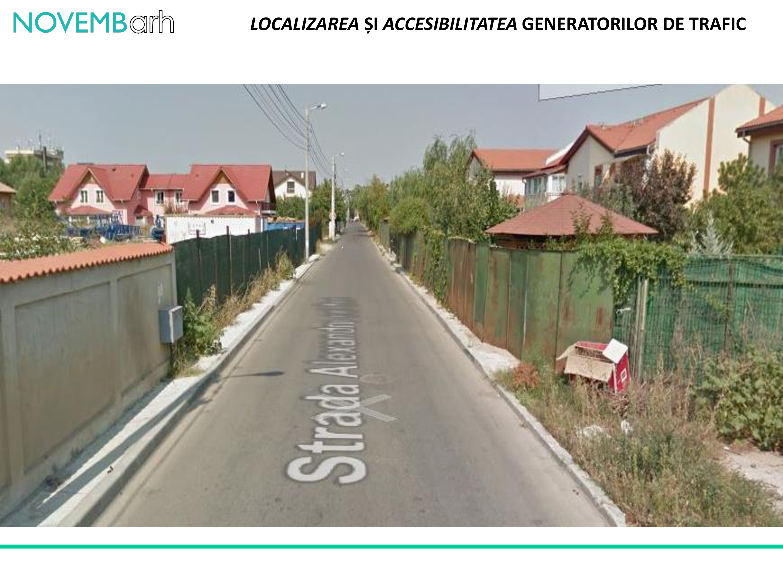 Pagina 14 - Localizarea si accesibilitatea generatorilor de trafic