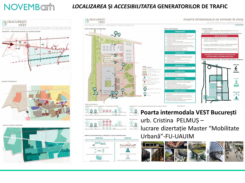 Pagina 17 - Localizarea si accesibilitatea generatorilor de trafic