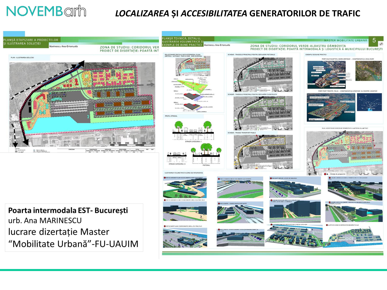 Pagina 18 - Localizarea si accesibilitatea generatorilor de trafic