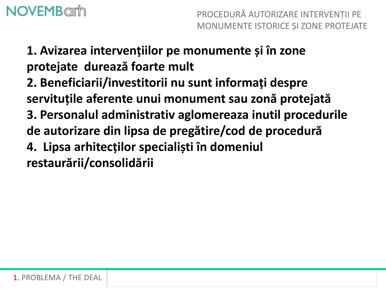 Pagina 2 - Procedura autorizare interventii pe monumente istorice si zone protejate