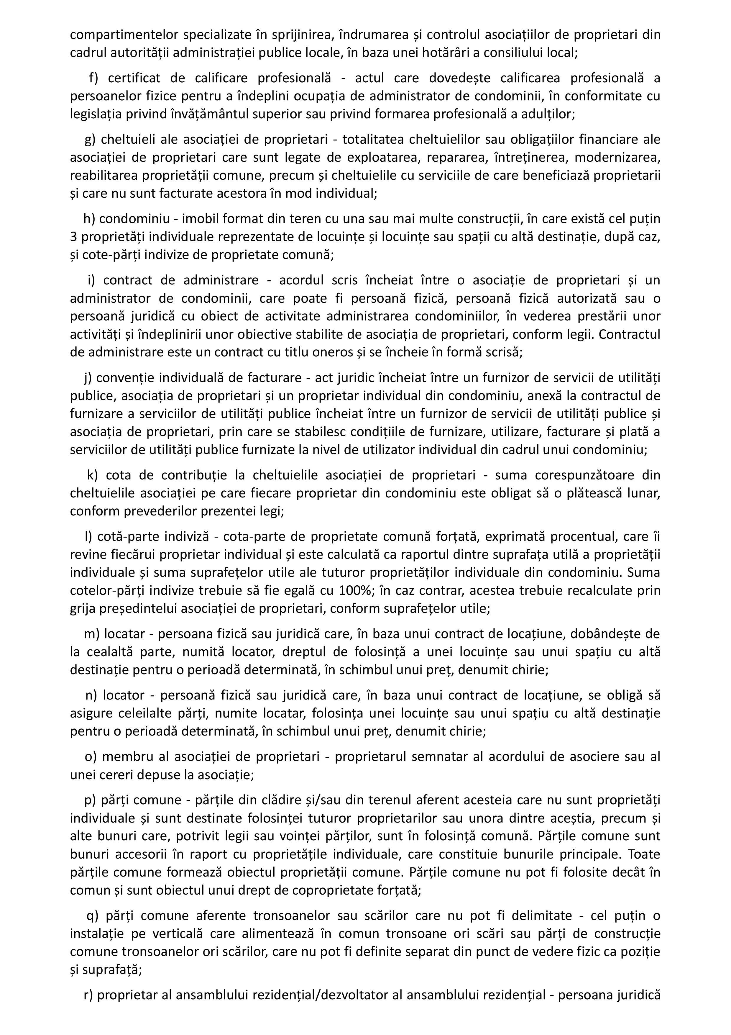 Pagina 2 - LEGE Nr. 196/2018 din 20 iulie 2018 privind înființarea, organizarea și...