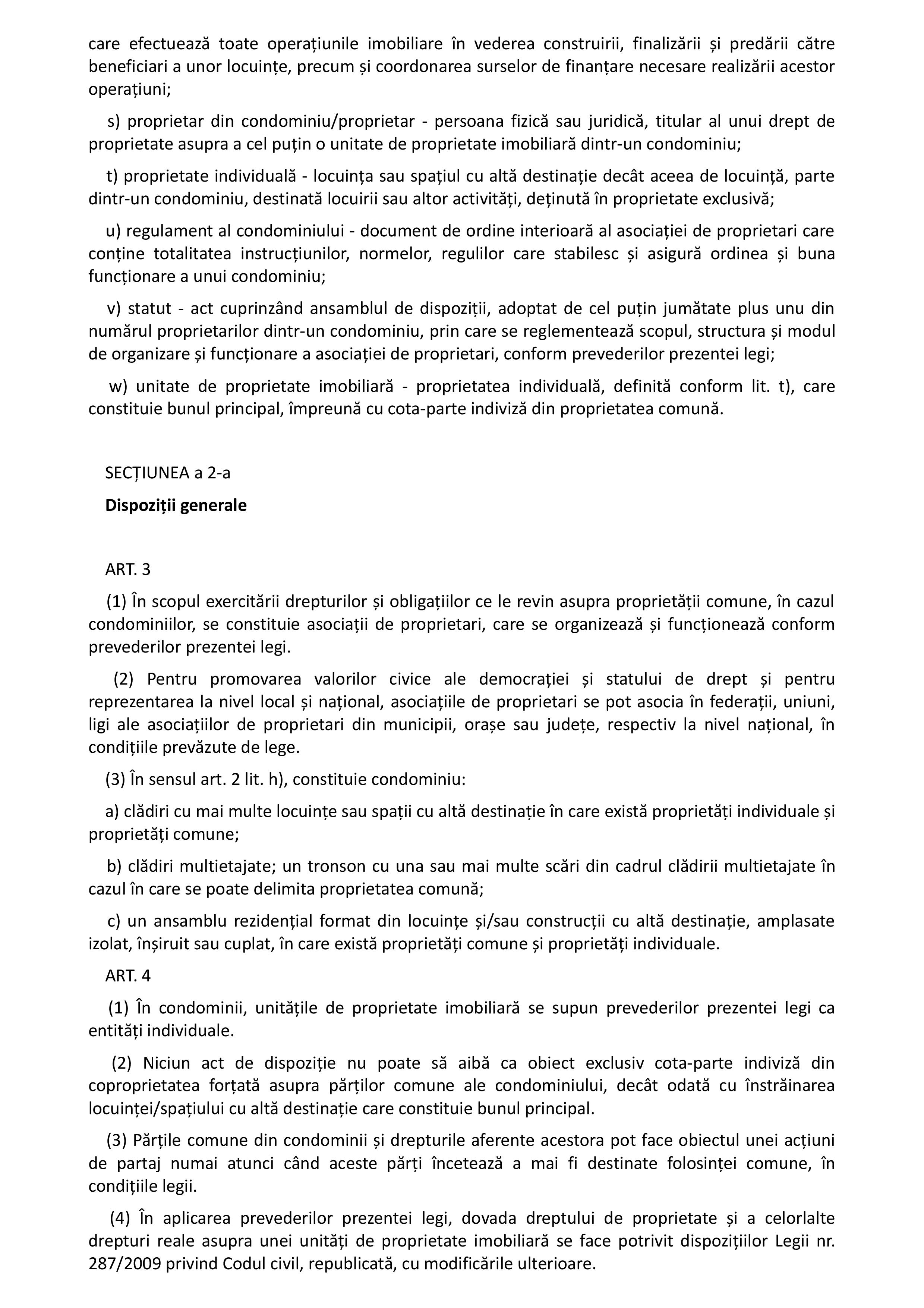 Pagina 3 - LEGE Nr. 196/2018 din 20 iulie 2018 privind înființarea, organizarea și...