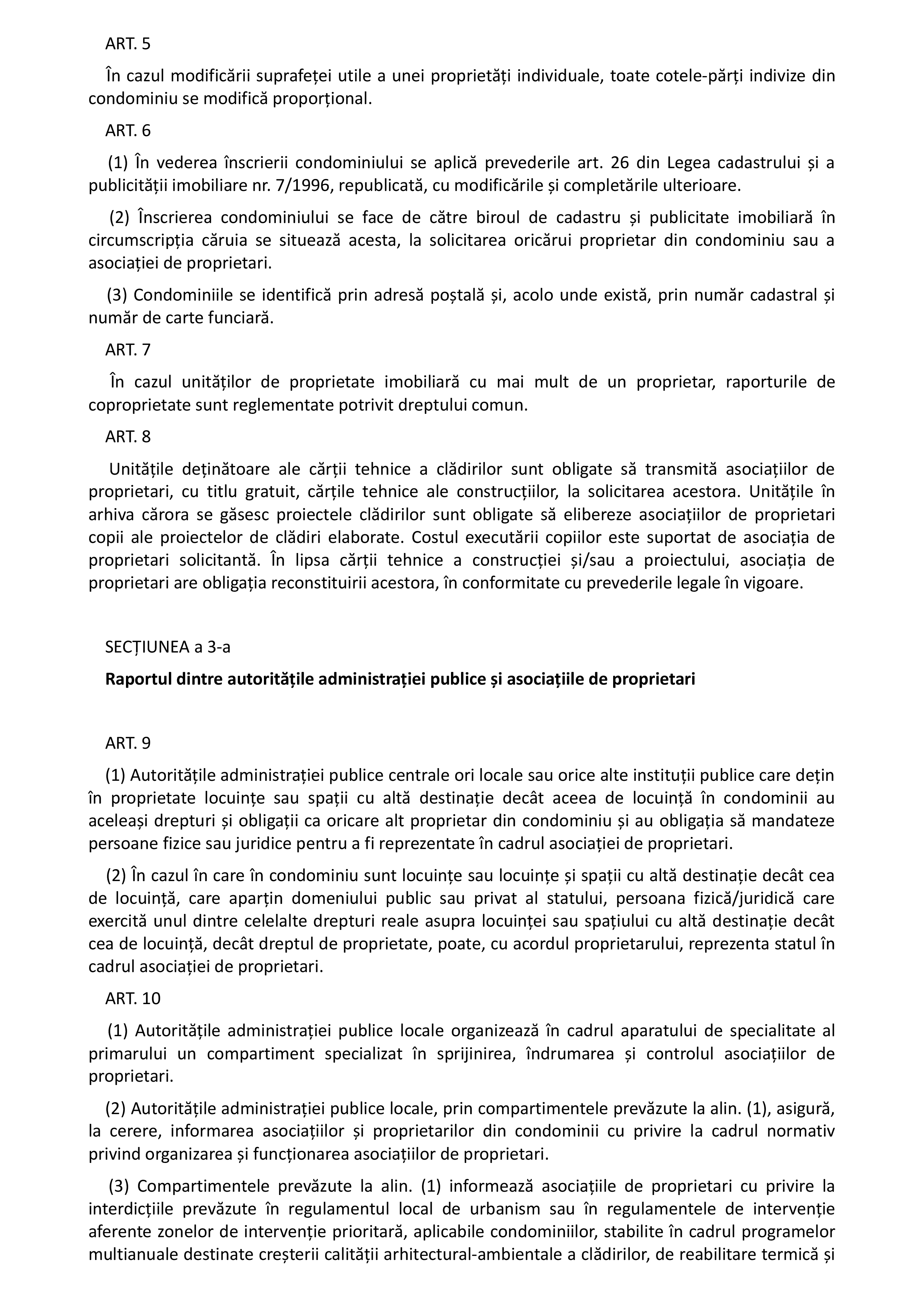 Pagina 4 - LEGE Nr. 196/2018 din 20 iulie 2018 privind înființarea, organizarea și...
