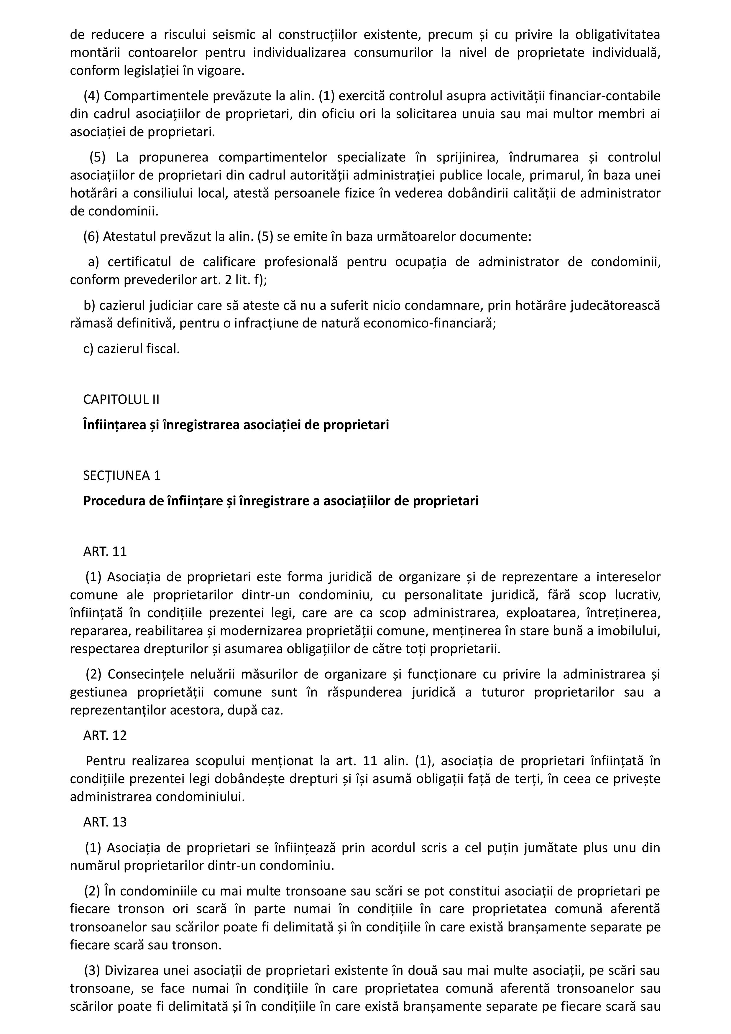 Pagina 5 - LEGE Nr. 196/2018 din 20 iulie 2018 privind înființarea, organizarea și...