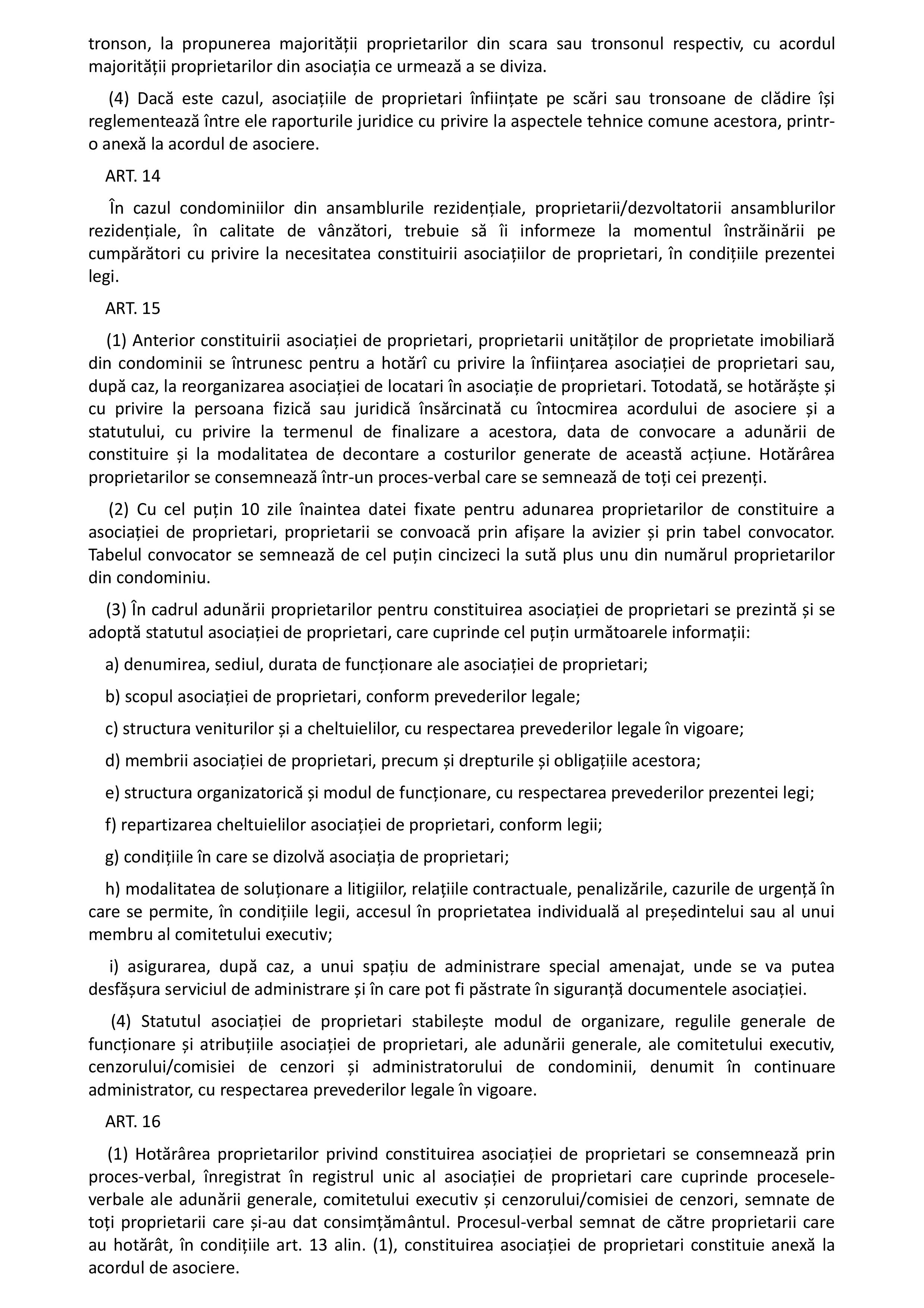 Pagina 6 - LEGE Nr. 196/2018 din 20 iulie 2018 privind înființarea, organizarea și...