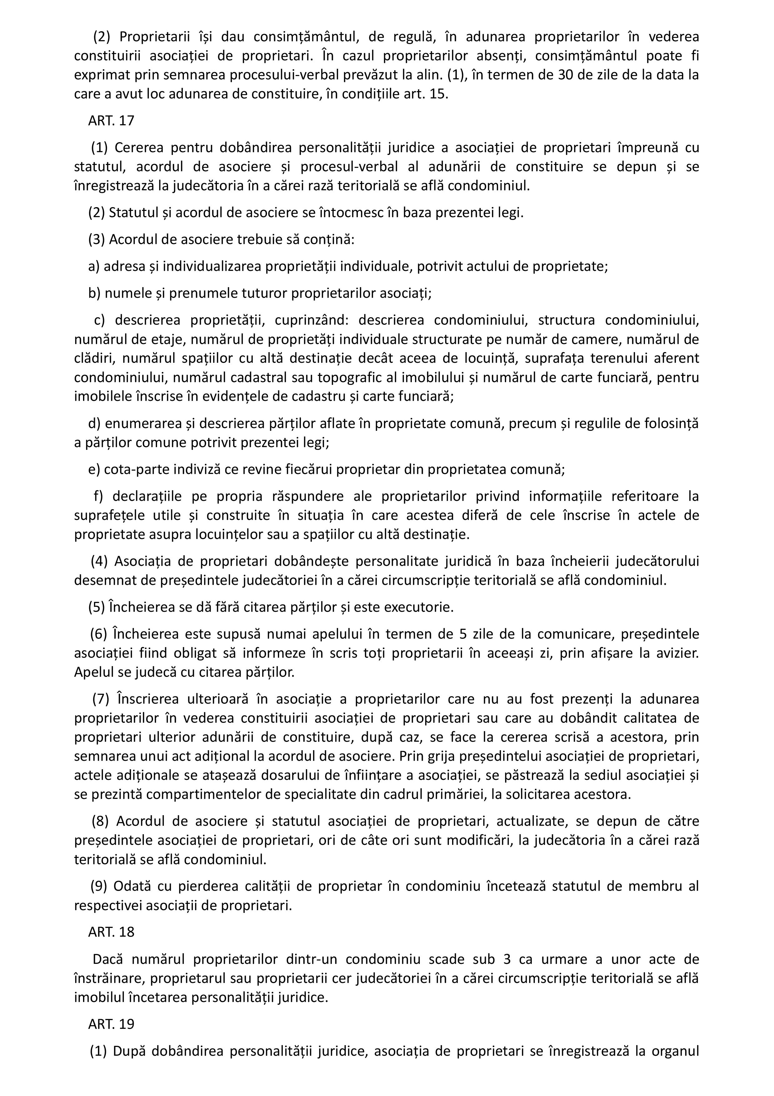 Pagina 7 - LEGE Nr. 196/2018 din 20 iulie 2018 privind înființarea, organizarea și...