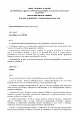 LEGE Nr 196 2018 din 20 iulie 2018 privind înființarea organizarea și funcționarea asociațiilor de proprietari