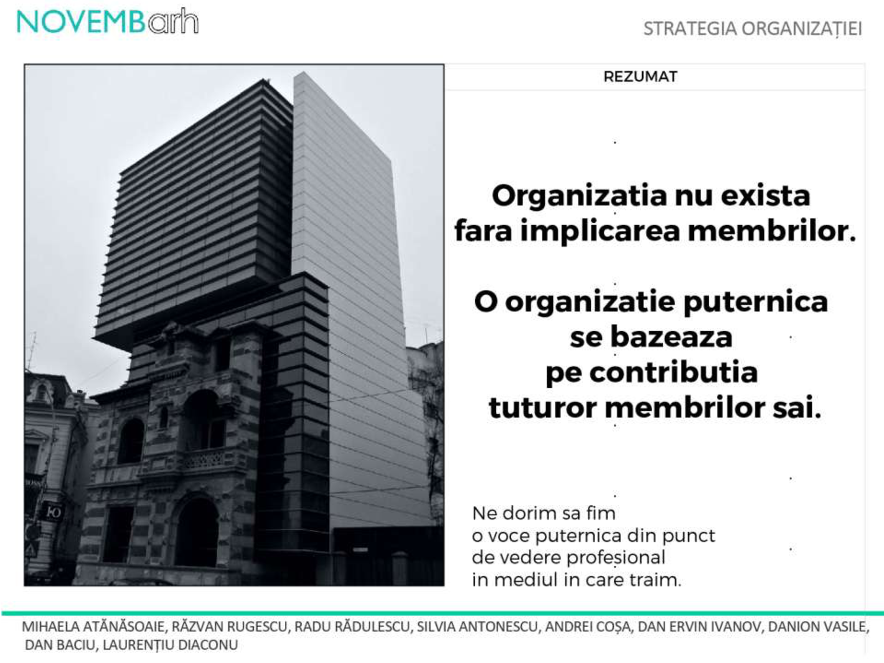 Pagina 10 - Strategia organizatiei
