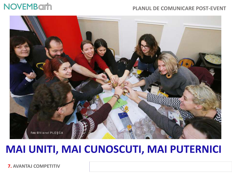 Pagina 5 - Planul de comunicare post-event