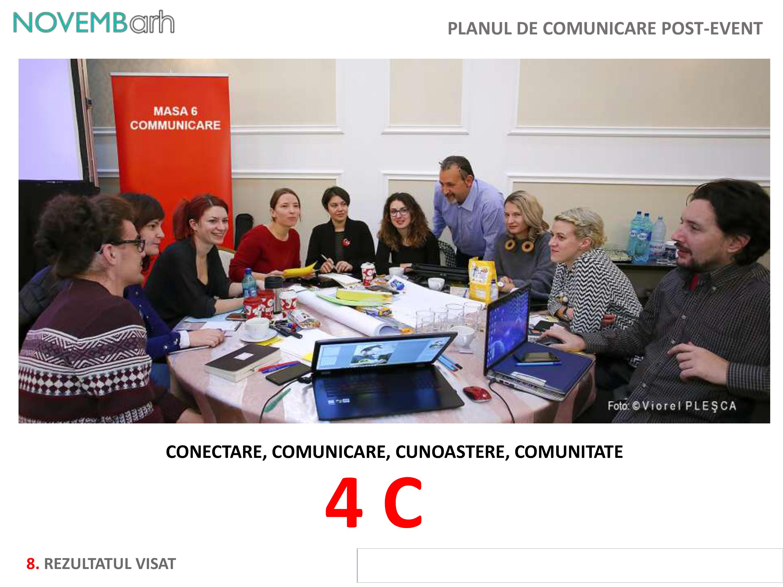 Pagina 6 - Planul de comunicare post-event