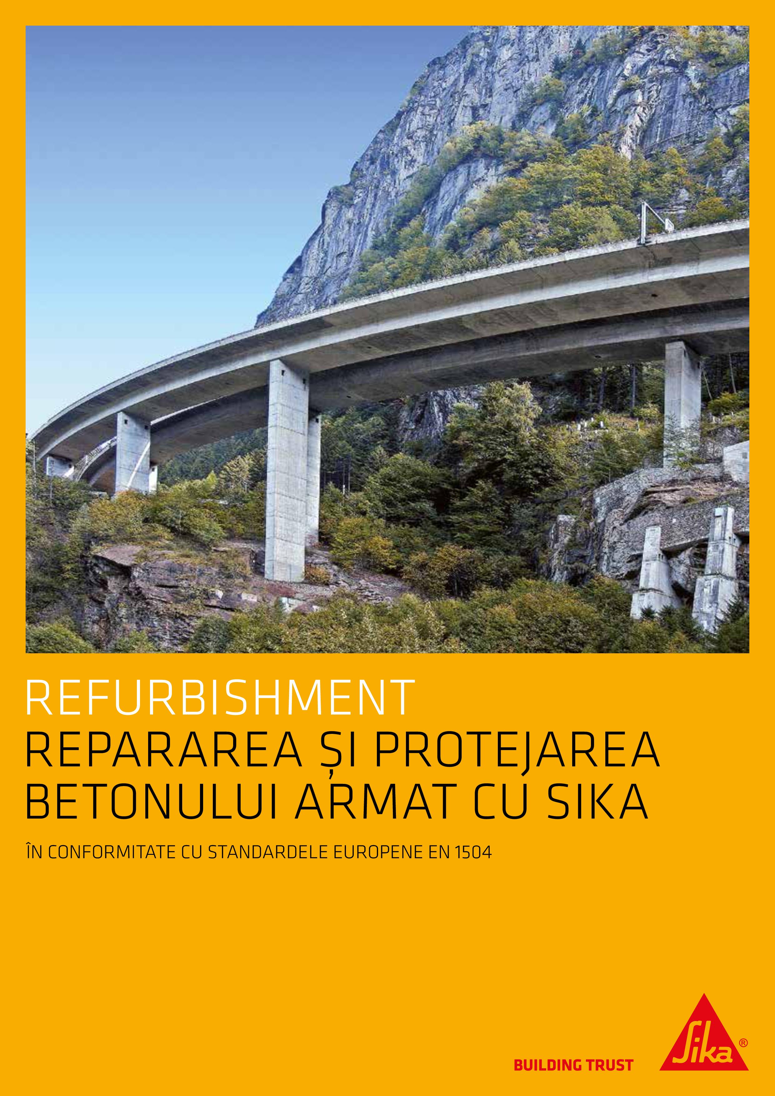 Pagina 1 - Repararea si Protejarea Betonului