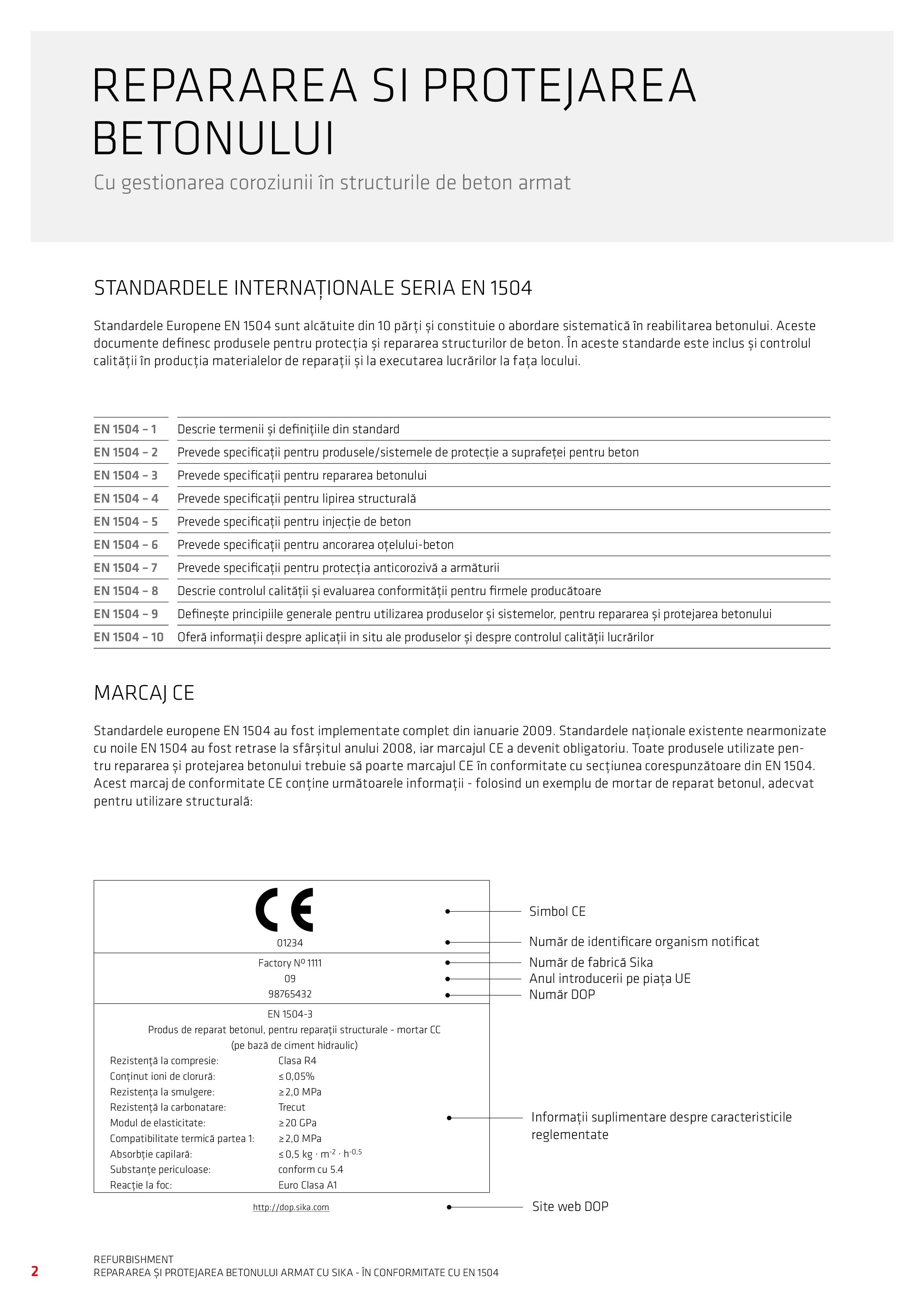 Pagina 4 - Repararea si Protejarea Betonului