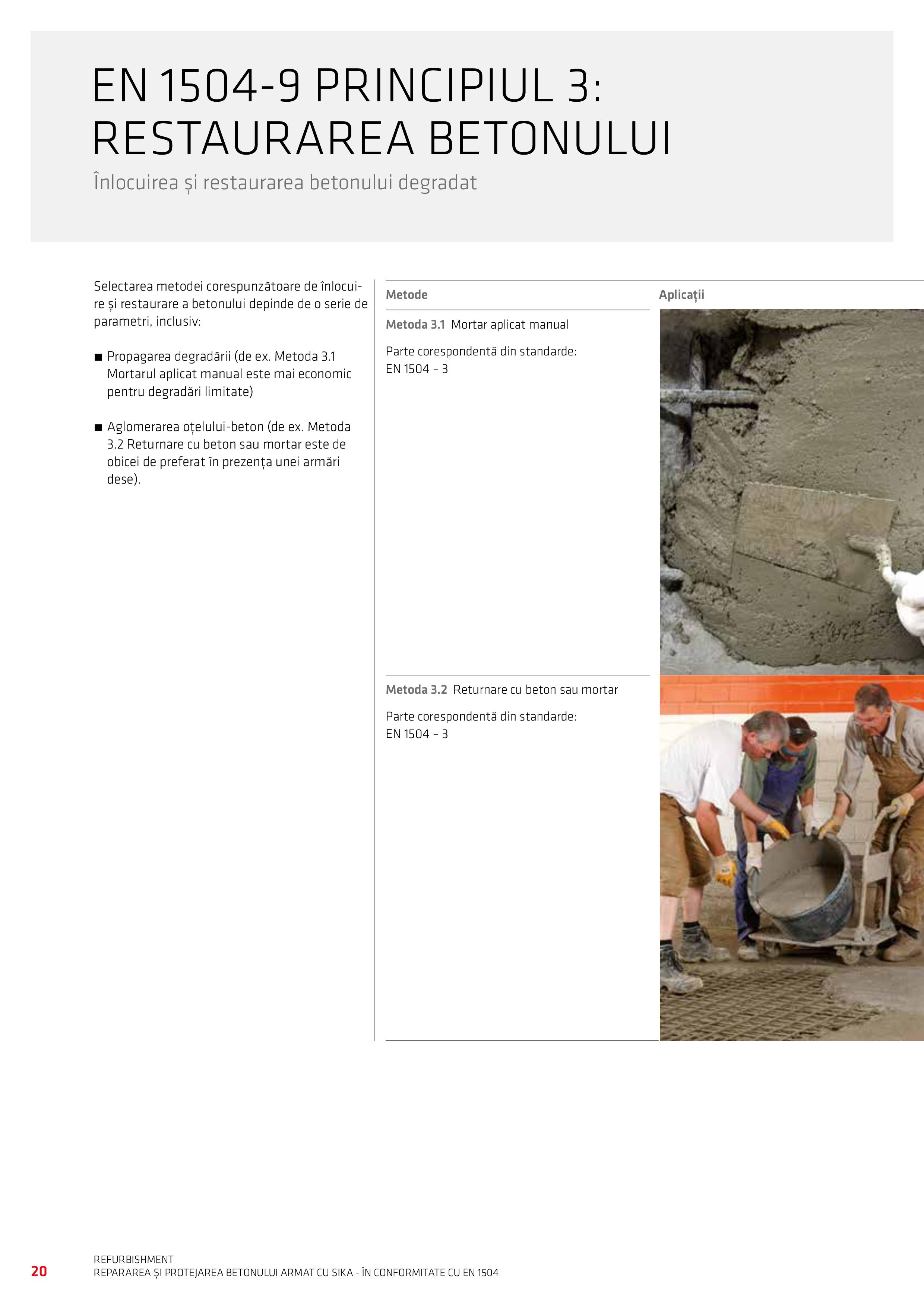 Pagina 22 - Repararea si Protejarea Betonului