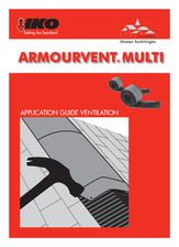 IKO ARMOURVENT MULTI - ghid de montaj