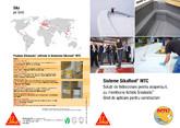 Solutii de hidroizolare pentru acoperisuri, cu membrane lichide Sikalastic® - Ghid de aplicare pentru constructori