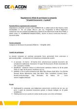 Regulament campanie promotie 10+1 CEMACON