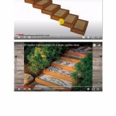 Dimensiunile treptelor unei scari exterioare