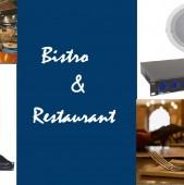 Instalatie Sonorizare Restaurant si Bistro