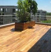 Mobilier de gradina si semifabricate din lemn
