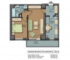 Apartament 2 camere tip A Barcelona Residence Brasov.jpg