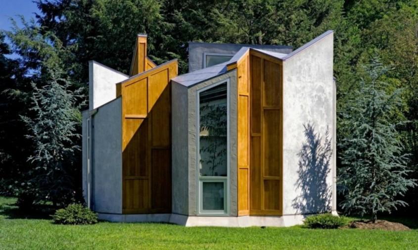 Designul unui atelier de artă inspirat din mișcările aripilor unui fluture - Designul unui atelier de