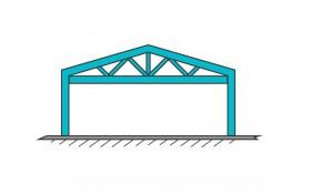 Hale metalice pentru depozitare - Hale pe structura metalica pentru diverse utilizari - MEXI