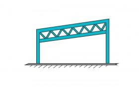 Hale metalice pentru service-uri auto - Hale pe structura metalica pentru diverse utilizari - MEXI
