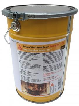 Acoperire antifoc Pyroplast Wood Top T - Sisteme de protectie la foc a lemnului