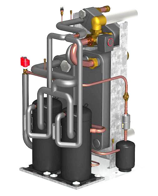 Dimensionarea pompelor de caldura - Dimensionarea pompelor de caldura