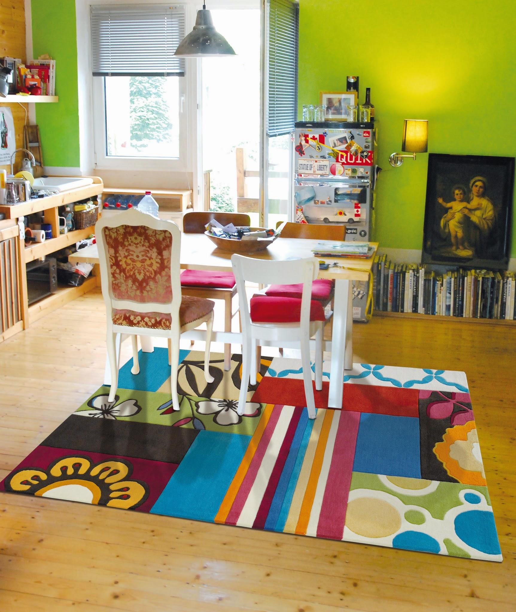 Cum sa alegi un covor decorativ - Cum sa alegi un covor decorativ