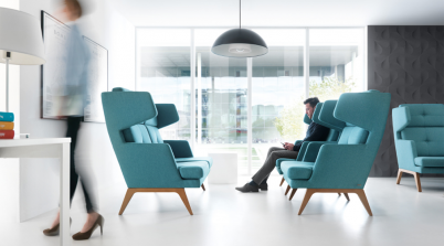 mobilier receptie - Mobilier MOVEDESK