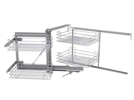 Cosuri extractibile mobilier colt Art 350-2 - Cosuri extractibile Art 350
