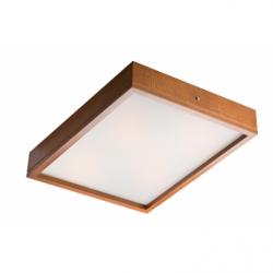 Aplica Agata wenge 4x60W E27, sticla - Iluminat corpuri de iluminat